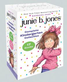 Junie B. Jones Complete Kindergarten Collection