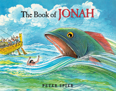 The Book of Jonah by Peter Spier
