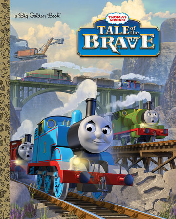 Tale of the Brave (Thomas & Friends) by Rev. W. Awdry