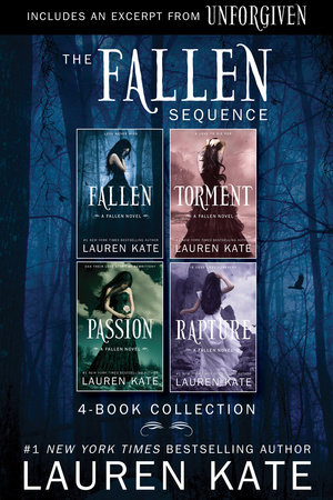 The Fallen Series: 4-Book Collection by Lauren Kate