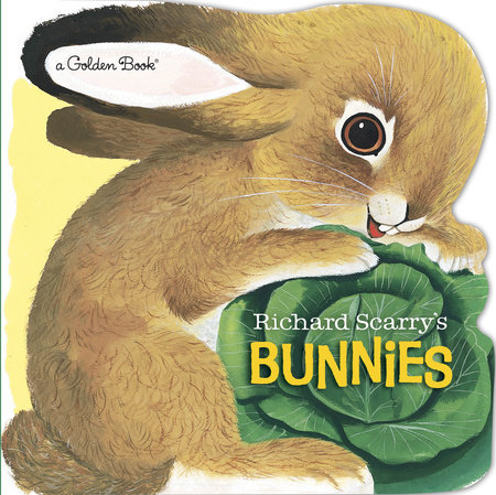 Richard Scarry's Bunnies by Richard Scarry