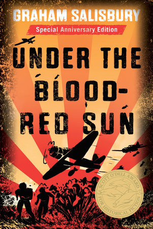 Under the blood red sun book report