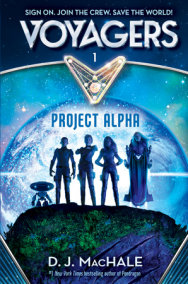 Voyagers: Project Alpha (Book1)