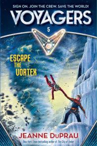 Voyagers: Escape the Vortex (Book 5)