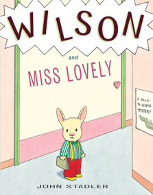 Wilson and Miss Lovely