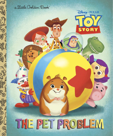 The Pet Problem (Disney/Pixar Toy Story) by Kristen L. Depken