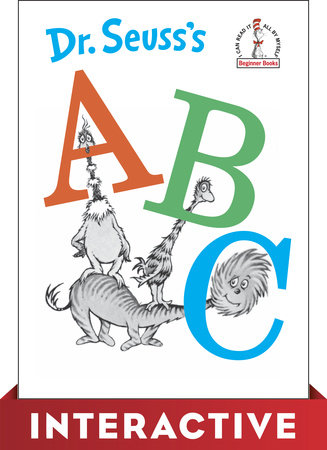 Dr. Seuss's ABC: Interactive Edition by Dr. Seuss