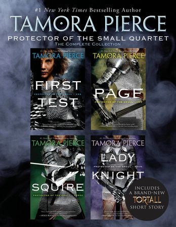 Tamora Pierce Book