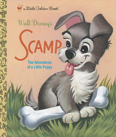 Scamp (Disney Classic) by Golden Books