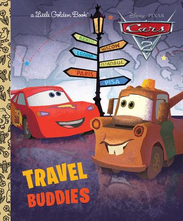 Travel Buddies (Disney/Pixar Cars) by RH Disney