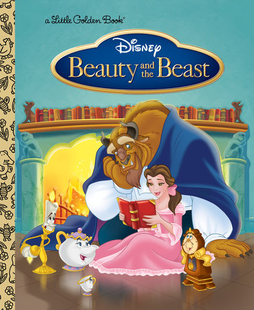 Beauty and the Beast (Disney Beauty and the Beast) by Teddy Slater