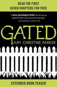 Gated: Extended Book Teaser