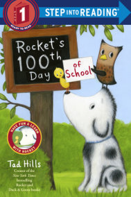Rocket's 100th Day of School