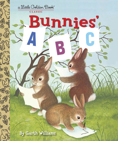 Bunnies' ABC by Garth Williams