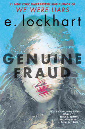 Genuine Fraud by E.Lockhart