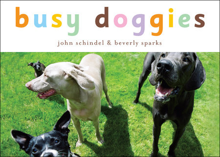 Busy Doggies by John Schindel