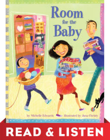 Room for the Baby: Read & Listen Edition