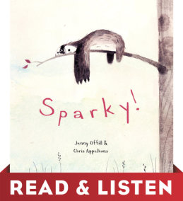 Sparky! Read & Listen Edition
