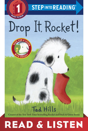 Drop It, Rocket!: Read & Listen Edition