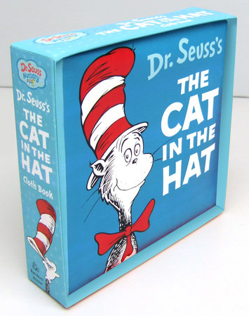 The Cat in the Hat Cloth Book by Dr. Seuss