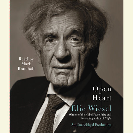 Open Heart by Elie Wiesel