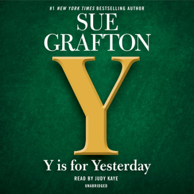 Y is for Yesterday cover