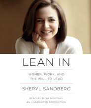 Lean In Cover
