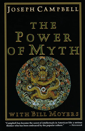 The cover of the book The Power of Myth