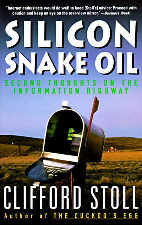 Silicon Snake Oil book image
