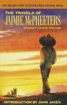 The Travels of Jaimie McPheeters (Arbor House Library of Contemporary Americana) Book Cover Picture