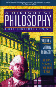 History of Philosophy, Volume 5