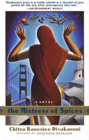 The cover of the book The Mistress of Spices