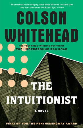 The Intuitionist Book Cover Picture