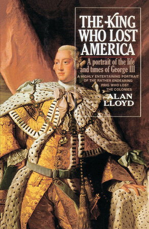 The King Who Lost America Book Cover Picture