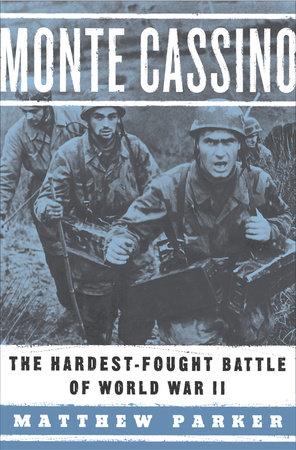 Monte Cassino by Matthew Parker