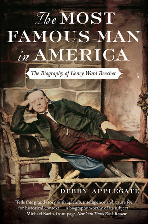 The Most Famous Man in America Book Cover Picture