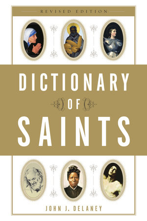 Dictionary of Saints