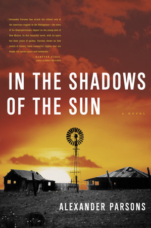 In the Shadows of the Sun by Alexander Parsons