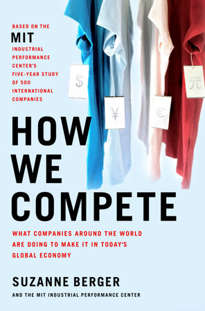 How We Compete by Suzanne Berger