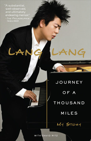 Journey of a Thousand Miles by Lang Lang and David Ritz