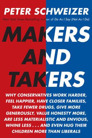 Makers and Takers by Peter Schweizer