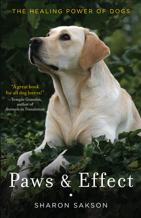 Paws & Effect by Sharon Sakson