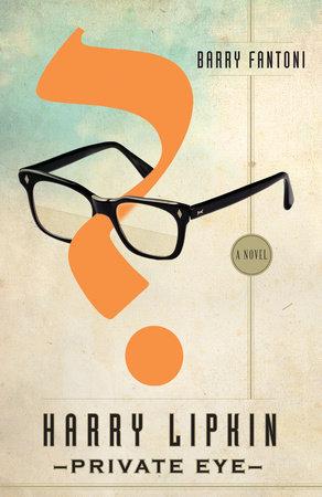 Harry Lipkin, Private Eye by Barry Fantoni
