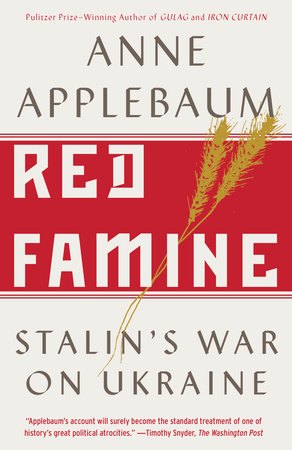 Red Famine by Anne Applebaum