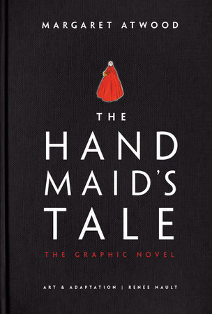 The Handmaid's Tale (Graphic Novel) Book Cover Picture