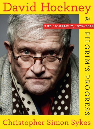 David Hockney by Christopher Simon Sykes