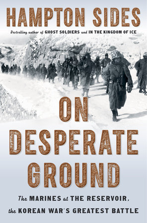 On Desperate Ground Book Cover Picture