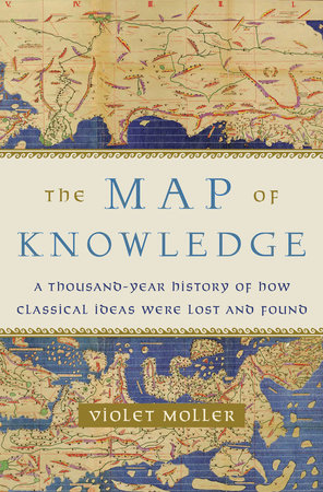 The Map of Knowledge by Violet Moller