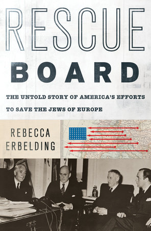 The cover of the book Rescue Board