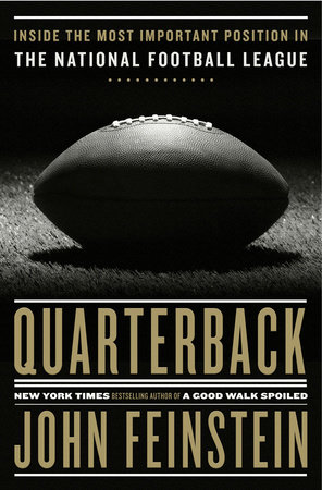 The cover of the book Quarterback